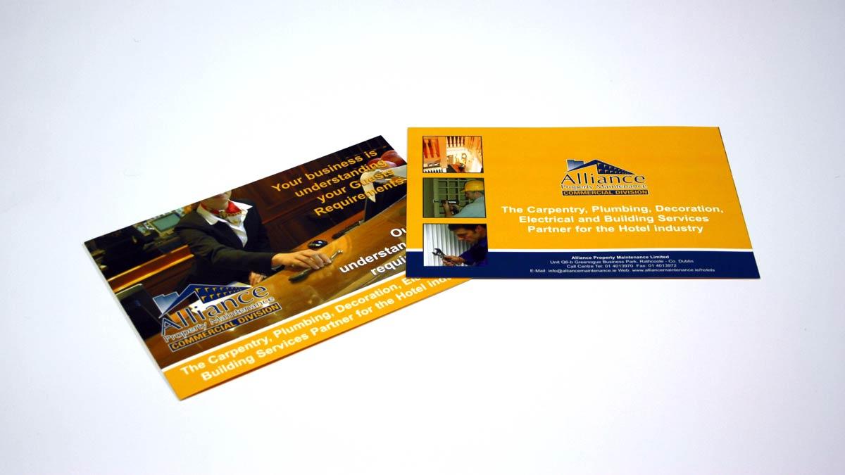 Brochure Design Dublin